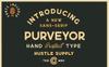 Purveyor - 8 Fonts Included Font Big Screenshot