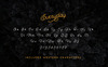 The Everyday Font Duo Font Big Screenshot
