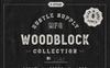 Woodblock Collection - Sans & Slab Font Big Screenshot