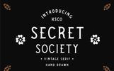 SECRET SOCIETY - A Vintage Serif Font