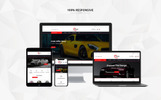 "PrestaShop Theme namens ""Vroom -Auto Parts Store"""