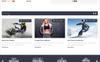 Sportiq - Sports Responsive 3.x OpenCart Template Big Screenshot