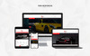 Vroom Auto Spare-Parts Store OpenCart Template Big Screenshot