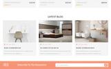 """OpenCart Vorlage namens """"Dora Furniture Shop"""""""