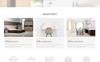 """Responzivní PrestaShop motiv """"Dora Furniture Shop"""" Velký screenshot"""