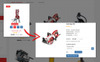 "Tema OpenCart Responsive #78720 ""Pocket Multi-tools Store"" Screenshot grande"