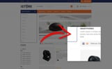 """iStore Electronics"" - адаптивний PrestaShop шаблон"