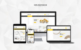 Crystal Jewelry Store OpenCart Template