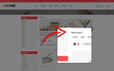 "Responzivní OpenCart šablona ""3store - Multipurpose Responsive"""