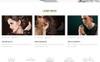 Tema de PrestaShop para Sitio de Belleza Captura de Pantalla Grande