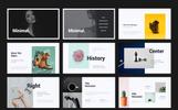 Creative Minimal Presentation PowerPointmall