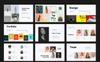 Creative Minimal Presentation PowerPointmall En stor skärmdump