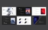 """Mountain Presentation"" modèle PowerPoint"