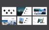 """""""Mountain Presentation"""" modèle PowerPoint  Grande capture d'écran"""