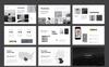 Szablon PowerPoint Black & White #79180 Duży zrzut ekranu