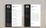 Clean & Creative Jane Smith Resume Template
