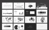 """Minimalis"" modèle PowerPoint"