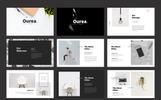 Creative I Minimal Keynote Şablonu