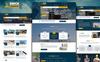 BrickMania - Multipurpose Construction PSD Template Big Screenshot