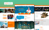 ColourExpress - Multipurpose Home Painting PSD Template Big Screenshot