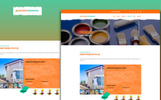 ColourExpress - Multipurpose Home Painting PSD Template