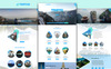 Szablon PSD Travilla - Multipurpose Tours & Travel #74250 Duży zrzut ekranu