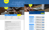 JobDesk - Multipurpose Job PSD Template Big Screenshot