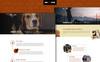 PetLove - Multipurpose PSD Template Big Screenshot