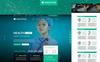 Healthplus - Multipurpose Health Template Photoshop  №74613 Screenshot Grade