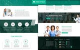 Healthplus - Multipurpose Health Template Photoshop  №74613