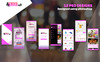 KinderToy - Toy Store App PSD UI Elements Big Screenshot