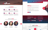 Cryption - Multipurpose Crypto PSD Template