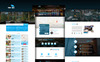 FunTrip - Multipurpose Directory PSD Template Big Screenshot