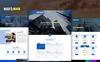 BizzBoss - Multipurpose Corporate PSD Template Big Screenshot