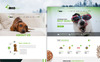 "Template PSD #76363 ""MEO - Multipurpose Ecommerce"" Screenshot grande"