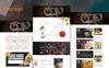 foodPlaza - Multipurpose Restaurant PSD Template Big Screenshot