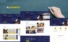 "PSD šablona ""Academica - Multipurpose School"" Velký screenshot"