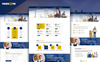 Packers Pro PSD Template Big Screenshot