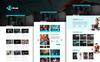 FitFreak PSD Template Big Screenshot