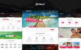 Yatra - Travel PSD Template