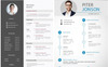 """Top Selling Resume/CV Bundle: 10 Templates"" Bundle Groot  Screenshot"