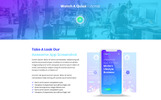 MAKappo - App Landing Page Template