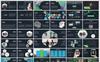 Modern Presentation PowerPoint Template Big Screenshot