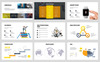 Business Strategy Keynote Template Big Screenshot