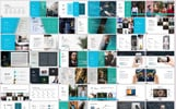 Pitch Deck Professional Keynote Template