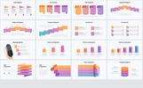 Millionaire-Elegant Infographic Pack 1.1 PowerPointmall