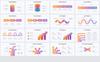"""""""Millionaire-Elegant Infographic Pack 1.1"""" modèle PowerPoint  Grande capture d'écran"""