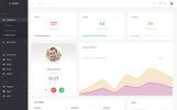 Bootstrap Codash - Responsive Yönetici Şablon