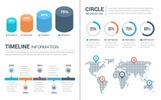 "Infografik-Elemente namens ""Conceptual"""