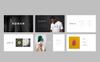 Adnan Minimal Presentation PowerPoint Template Big Screenshot